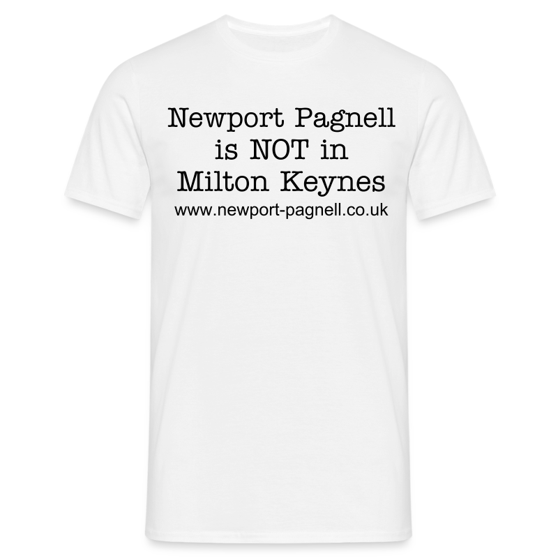Newport Pagnell is Not in Milton Keynes