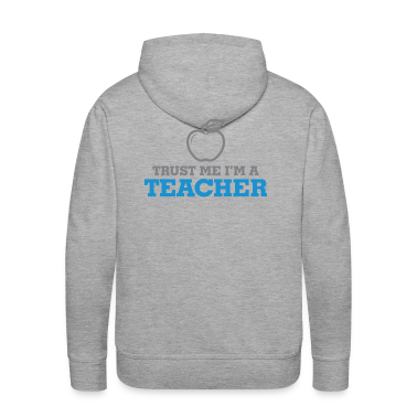 Trust Me Teacher 2 (dd)++ Hoodies & Sweatshirts