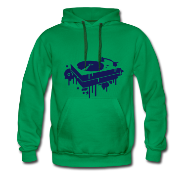 A record player Hoodies & Sweatshirts