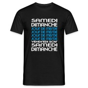 Vivement le Week End (2c) Tee shirts