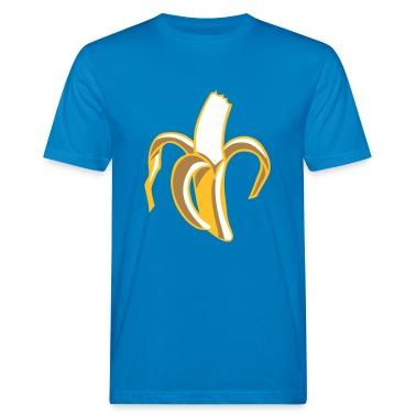 a half-eaten banana T-Shirts