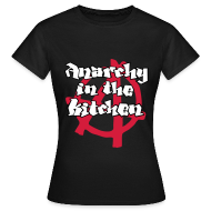 Magliette ~ Maglietta da donna ~ Anarchy in the Kitchen
