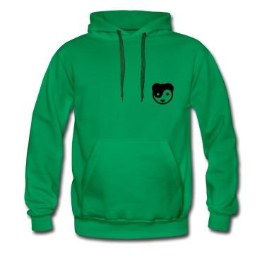 yin yang panda teddy Hoodies & Sweatshirts
