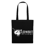 Bags & backpacks ~ Tote Bag ~ Lowbit Records Tote Bag