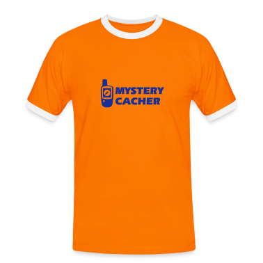 Geocaching GPS Mystery Cacher T-Shirts
