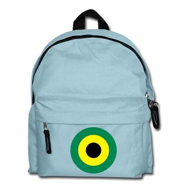 Mod Target Jamaica Jamaik Reggae Ska Skinheadreggae Bags