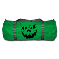 Bags & backpacks ~ Duffel Bag ~ Mad Jack´s Face Duffel Bag