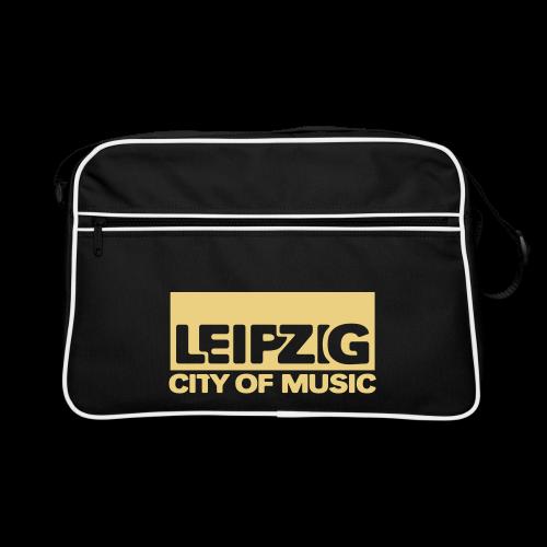 Retro Tasche - Taschen Leipzig - City Of Music