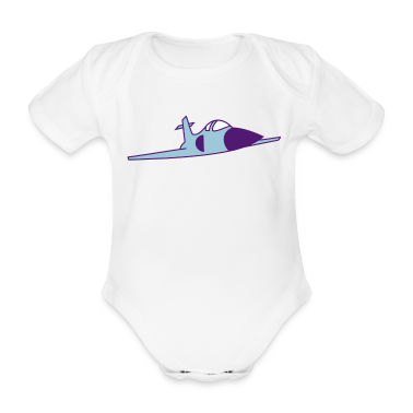 fighter jet Baby Body