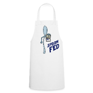 Aprons ~ Cooking Apron ~ Spoon Fed - Cooking Apron