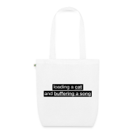 Bags & backpacks ~ EarthPositive Tote Bag ~ Procatinator Tote Bag (White)