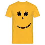 Paraglider Smiley T-shirt