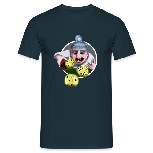 Männer T-Shirt klassisch - T-Shirts Profi Gambler