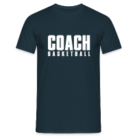 Men's T-Shirt with design Basketball Coach