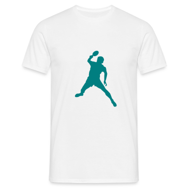 Table tennis male T-shirt