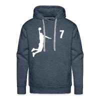 Men's Hoodie with design Basketball