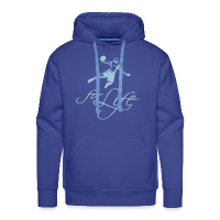 Men's Hoodie with design Baller For Life