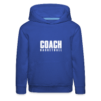 Kids' Hoodie with design Basketball Coach
