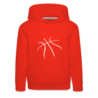 Kids' Hoodie with design Basketball