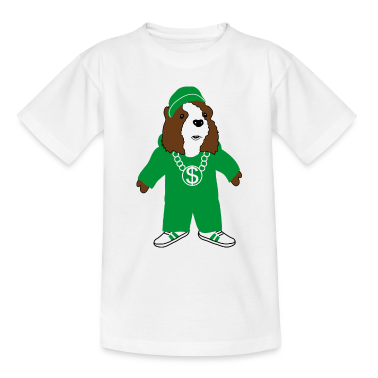 Hip Hop Guinea Pigs Kids' Shirts