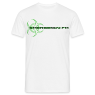 T-Shirts ~ Men's Standard T-Shirt ~ EmergencyFM Website Logo T-Shirt