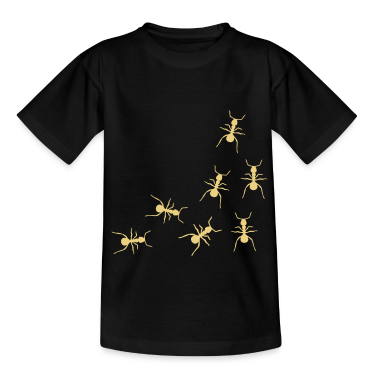 Ants Teenager T-shirt