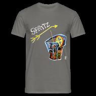 Man T-Shirt - Spritz Aperol, Italy
