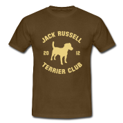 JACK RUSSELL TERRIER CLUB T-shirts