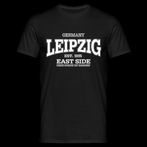 Männer T-Shirt von American Apparel - T-Shirts Leipzig (white)