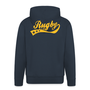 rugby is life - retro Jackets & Vests