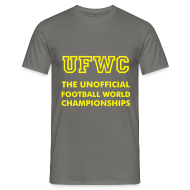 T-Shirts ~ Men's Standard T-Shirt ~ UFWC Classic T in various colours