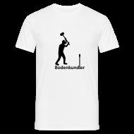 T-Shirts ~ Männer T-Shirt ~ Bodenkundler - I love soil