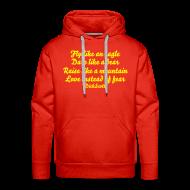 Hoodies & Sweatshirts ~ Men's Hoodie ~ Men´s Hoodie