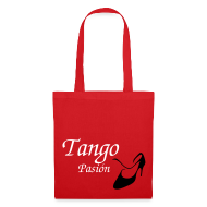 Tote Bag - Tango Argentine Shoes