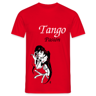 Red Man T-shirt - Love Tango Dance