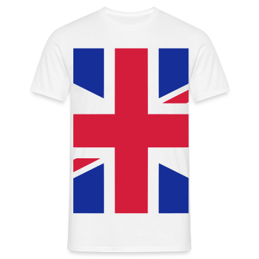 UK England Great Britain Flag T-Shirts