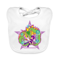 Accessories ~ Baby Organic Bib ~ Universal Dragon