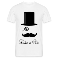 T-Shirts ~ Men's Standard T-Shirt ~ Like A Sir