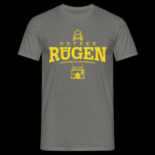 Männer T-Shirt von American Apparel - T-Shirts Rügen Ostsee