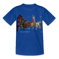 Teenager T-Shirt - Fantasy Art, Venice