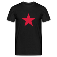 T-Shirts ~ Men's Standard T-Shirt ~ Red Star Tee Shirt