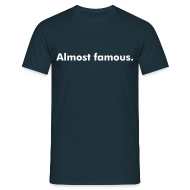 T-Shirts ~ Men's Standard T-Shirt ~ Almost Famous tee