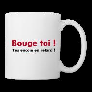 Bouteilles et Tasses ~ Tasse ~ Matins difficiles ?