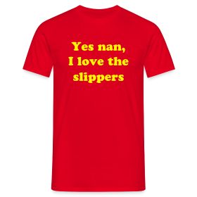 Yes Nan - Men's T-Shirt