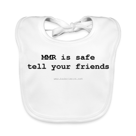 Confrontational Baby Bib ~