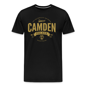 Men's Gold Vintage Camden