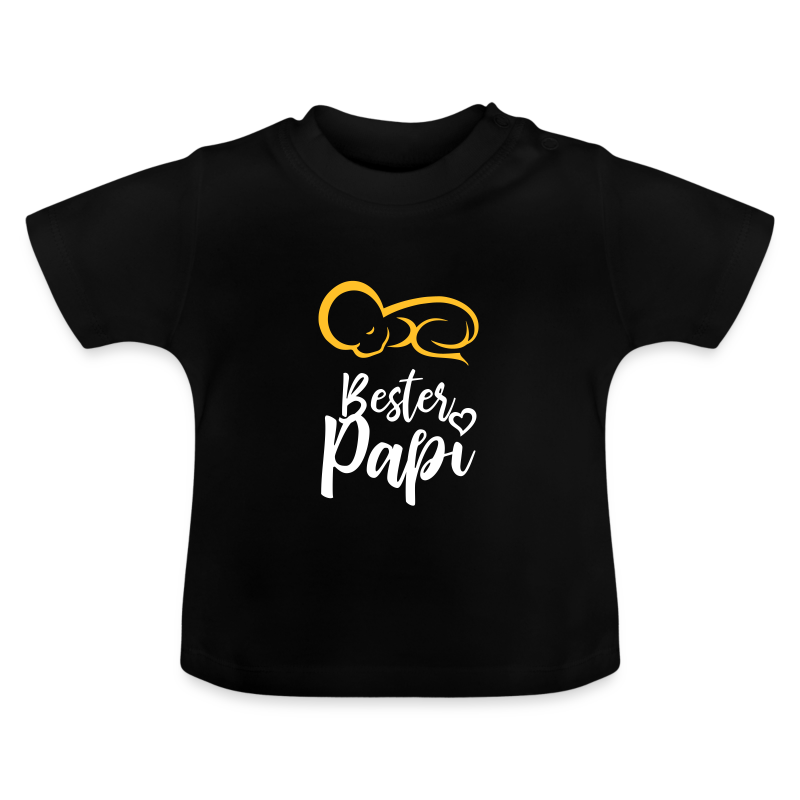 Bester Papi Vatertag T-Shirts - Baby T-Shirt