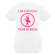 Toughmudder  Frauenshirt