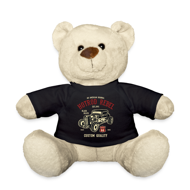 Teddy Bear - HotRod Rebel - Teddy Bear