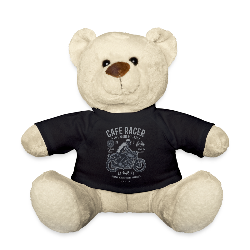 Cafe Racer v3 - Teddy Bear - Teddy Bear